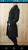 Демисезоное драповое пальто