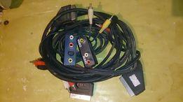 Кабеля провода Video Audio