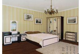 Продам новую спальню недорого (кровать с матрасом)