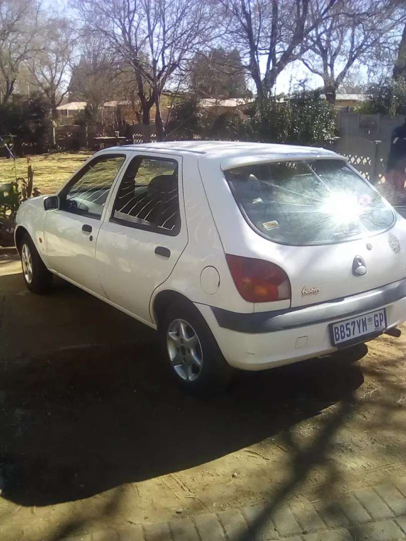 Ford fiesta for sale or swop 0
