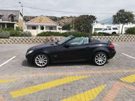SLK sporty cabriolet (2 look edition)