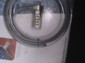 Cable lock for computer