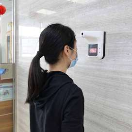 Wall Mounted Digital Non-Contact Infrared Temperature Thermometer