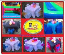 Kids party equipment for sale