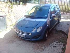Smart and jeep to swop for one good car