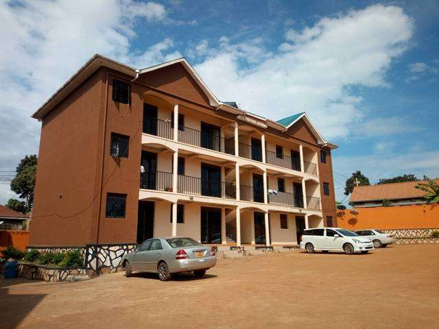 self contained double rooms in naalya at 400k 0