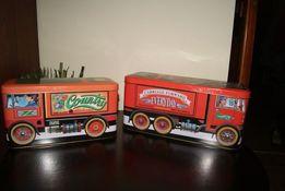 Puszki ciężarówki