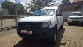 Ford Ranger single cab with canopy
