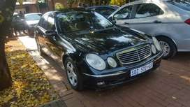 Mercedes Benz E350 Automatic For Sale