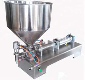 1000ml Pneumatic Filler With Hopper