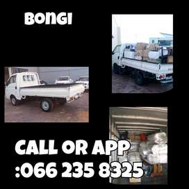 Trailers and trucks of all sizes for hire