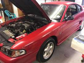 Ford Mustang immaculate condition