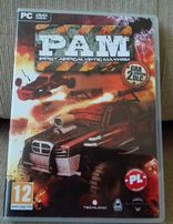 Płyty 3 szt. Pam post apocalyptic mayhem,antologia,air coflicts PC