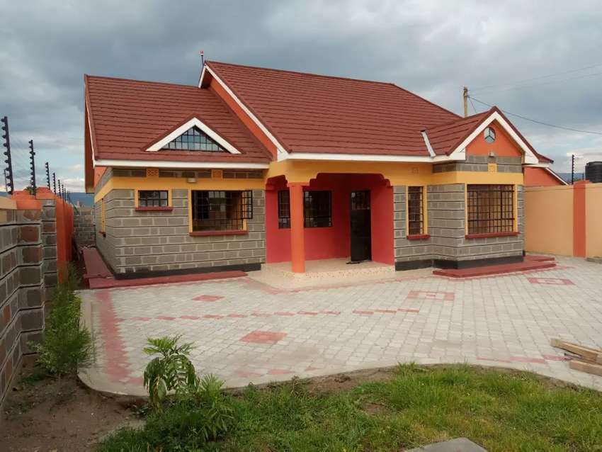 Kenya safehomes 3bedroom bungalow for sale in Barnabas Nakuru 0