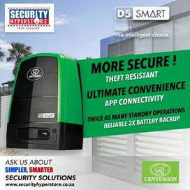 D5 Smart motor at Security Hyperstore