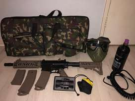 Tipman TMC M4 Paintball gun