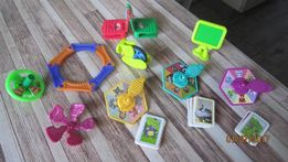 Комплект 9 шт. игрушки из киндер-сюрприза игры разные