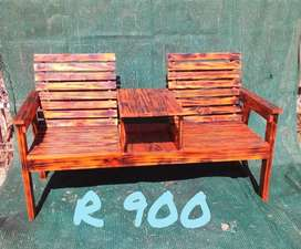 Jack and Jill Benches