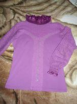 водолазка (кофта, блузка, блуза) 48-50 рр 250 р