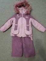 Зимний комбинезон, фирма Bilemi для девочки в оьличном состоянии.