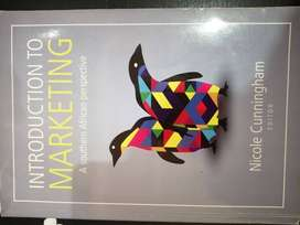 Introduction to Marketing, A Southern African perspective