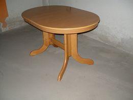 stół owalny rozkładany