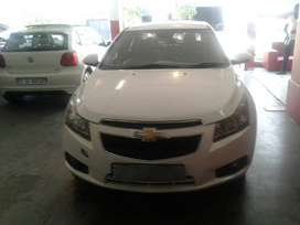 Chevrolet Cruz 1.6 LT Automatic