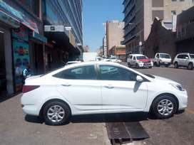 Hyundai accent 1.6 model 2019 for SALE