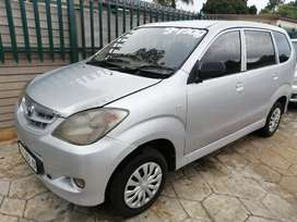 TOYOTA AVANZA 1.5 VVTI FOR SALE!