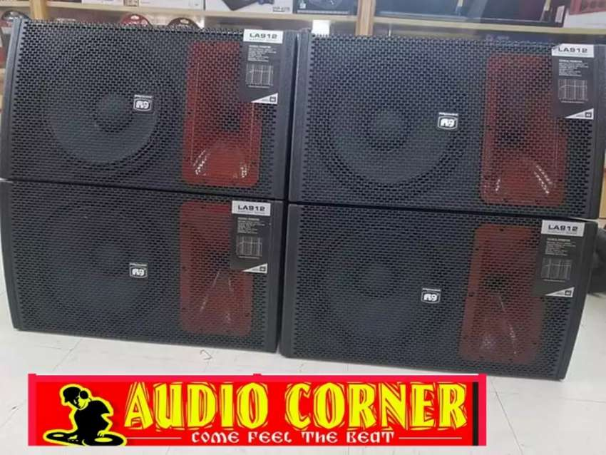"""N9 Linearray 12"""" Great Sound 0"""