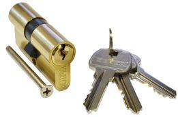 OBSERWUJ Wkładka zamka 30x30 3 klucze Gerda furtka drzwi stalPajeczno