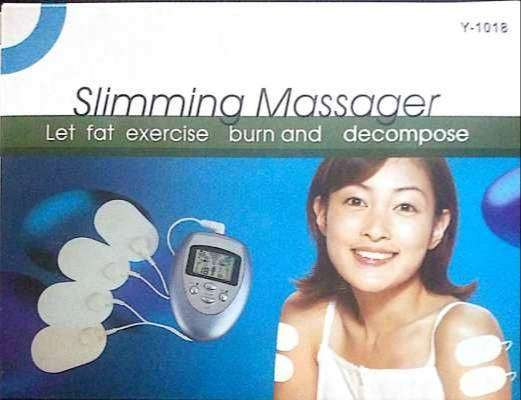 ELECTRIC SLIMMING MASSAGER 0