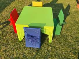 Kids party hire equipment