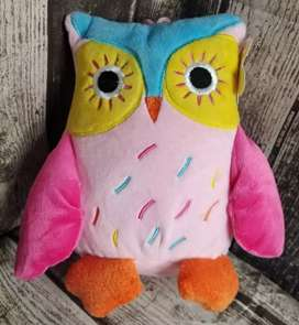Brand New Imported Plush Owl