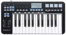 Миди-клавиатура Samson Graphite 25
