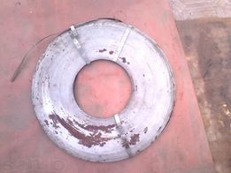 Стальная лента в бухте ст. 3 размер 1 х 10 мм.