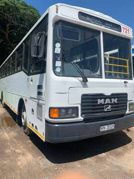 MAN 18232 BUS FOR SALE7000