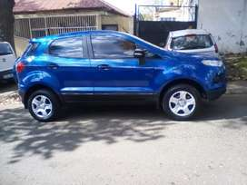 2018 Ford ecosport, 3,000km, manual, engine 1.6