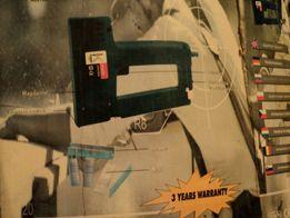 степлер электрисеский klauss 4110 austria скобы+гвозди из Германии