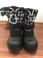 зимние сапоги для мальчика Сноубутсы Columbia на ногу 15-16, 5с