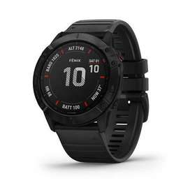 Garmin Fenix 6x Pro-Black Sports Watch New