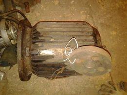 Двигатель асинхронный трёхфазный 4,0 кВт 950 об/мин