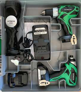 Hitachi Drill and impact driver