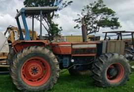 SAME 4×4 TRACTOR WITH RECON DUETZ ENGINE