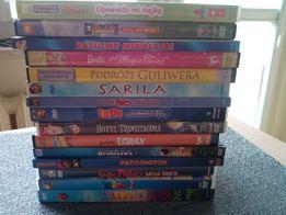 filmy DVD zestaw lub pojedyńczo