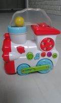 Zabawka lokomotywa Baby