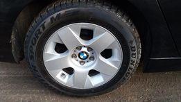 Диски r17 с резиной для BMW 7