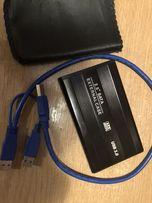 SSD 128gb с карманом