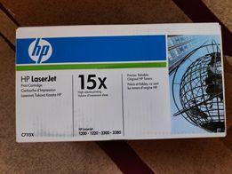 HP LaserJet print cartridge C7115X новый, в упаковке