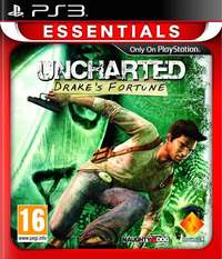 Image of Uncharted: Drake's Fortune PS3 Game